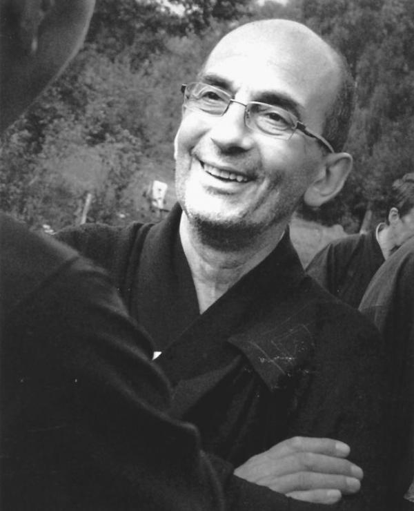 Koshi Dokai, un grand disciple de Maître Deshimaru