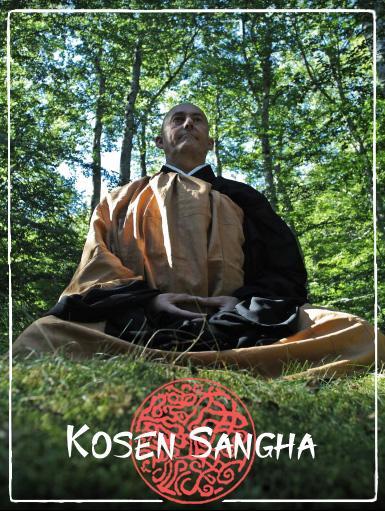 Kosen Sangha : zazen, sesshins et samu ce printemps