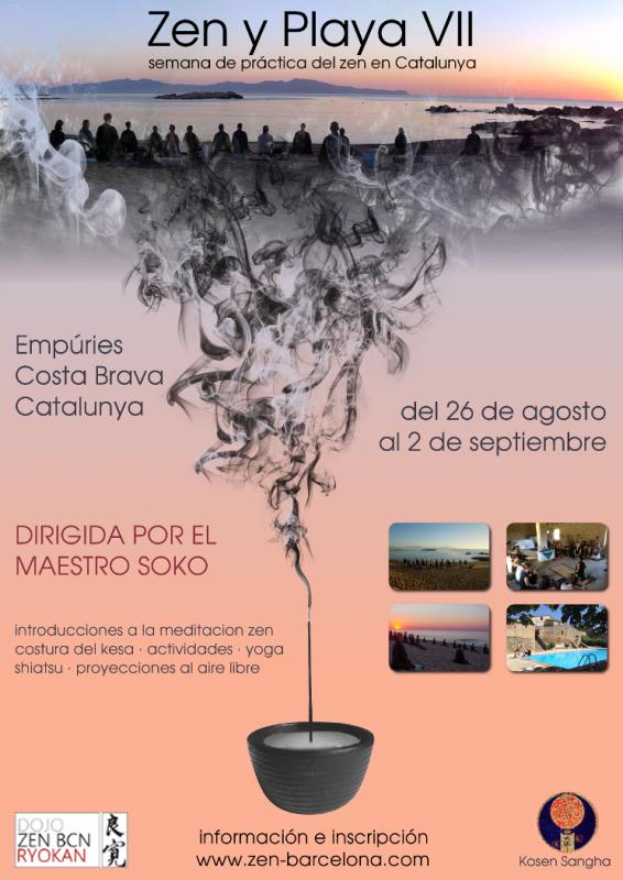 meditacion zen en catalunya