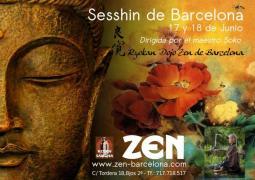 Barcelona Sesshin Junio 2017
