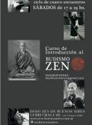 Buenos Aires: Curso de introducción al budismo Zen en 4 encuentros