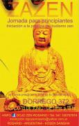 Jornada de zazen para principiantes en el Dojo Zen de Rosario