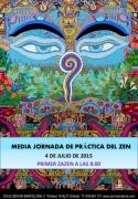 Media jornada en dojo zen Barcelona