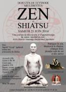 Journée de méditation zen au dojo zen de TEYSSODE