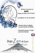 Matinée de pratique au Dojo Zen de Lyon