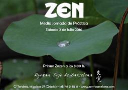 Media jornada en Ryokan dojo zen Barcelona