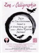 journée Zen et Calligraphie