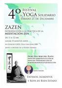Introduccion a la Practica de Meditacion Budista Zen, en Mar del Plata