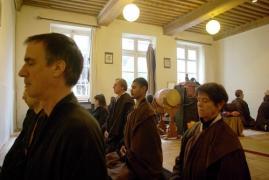 Le Dojo Zen de Lyon fête ses 15 ans à la Croix-rousse