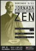 Jornada de Zazen en Florida, Vicente López