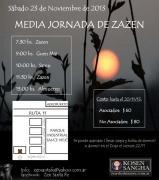 Media Jornada de Zazen en Santa Fe, Argentina