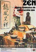 Media Jornada de práctica de zazen en el dojo zen de Barcelona