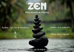 Media Jornada de Práctica del Zen Mayo 2017