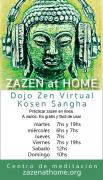 Meditación Zen con Zazoom