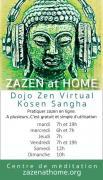 Méditation Zen avec Zazoom