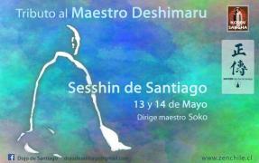 Sesshin de Deshimaru en Chile