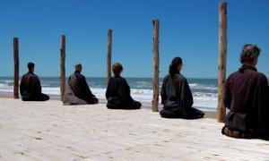 Seminario Budismo Zen . Facultad de Derecho . Univ. Nac. Mar del Plata