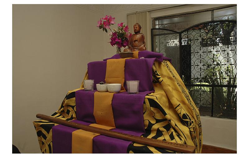 altar Zen Mexico
