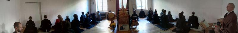 Dojo zen de Lyon : pratique de zazen