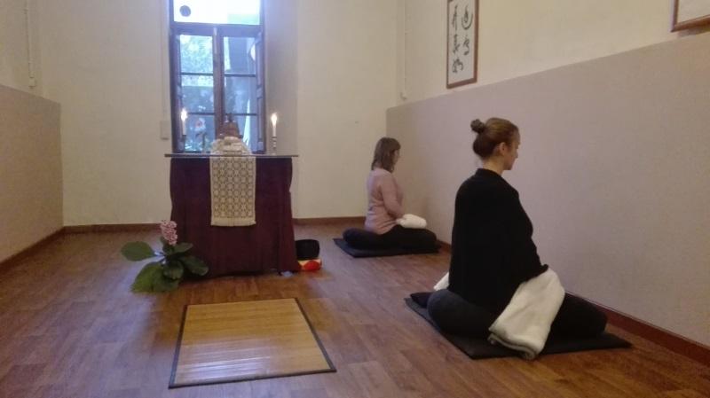 Dojo zen de Trotellà