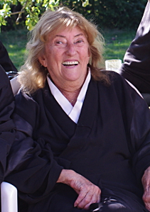 La nonne zen Josy Thibaut