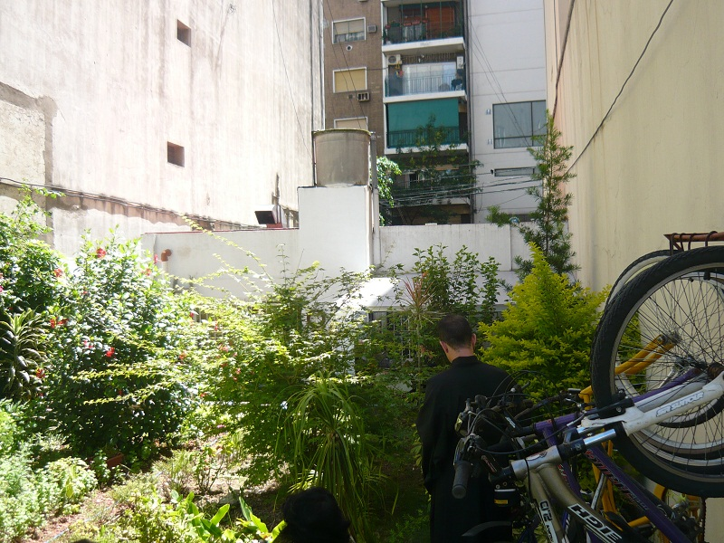 Dojo Caballito - jardin 1