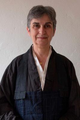 la nonne Geneviève Ho Shin Capelle