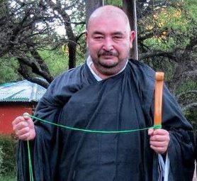 Maître Toshiro Tai Gen Yamauchi