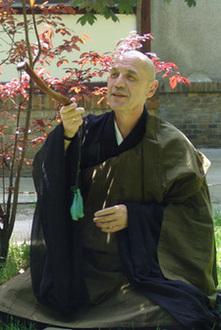 Le maître zen Yvon Myoken Bec