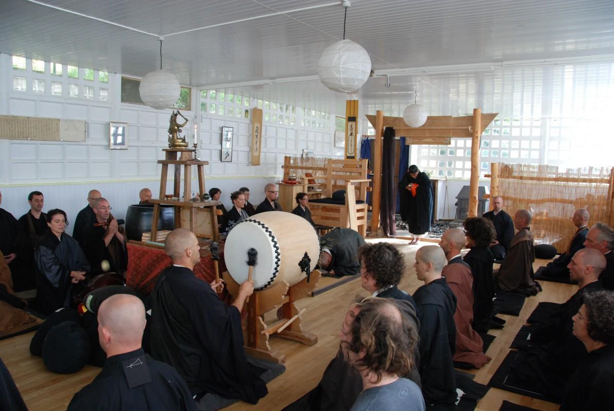 Eko - Sutra de agradecimiento a los grandes maestros del Zen Soto
