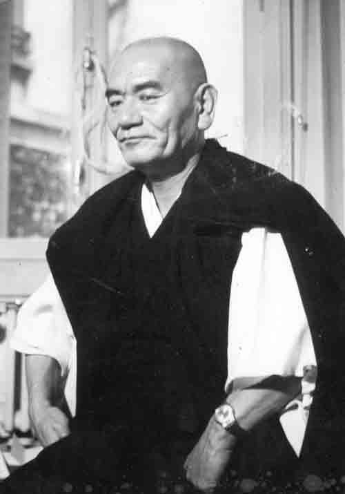 """""""Maestro Taisen Deshimaru"""""""