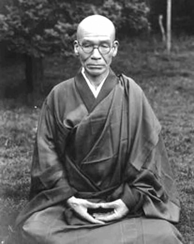 Le maitre Zen Soto Kodo Sawaki