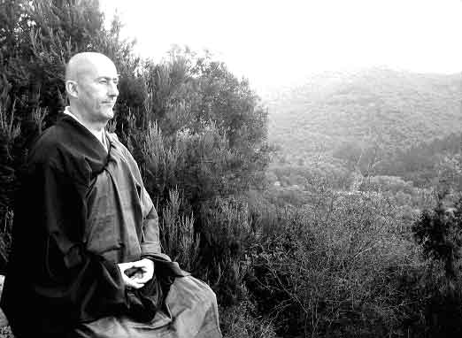 The zen monk Kosen
