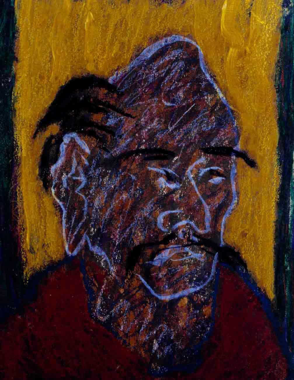 Nagarajuna, patriarche du bouddhisme zen de la ligné de Maître Kosen