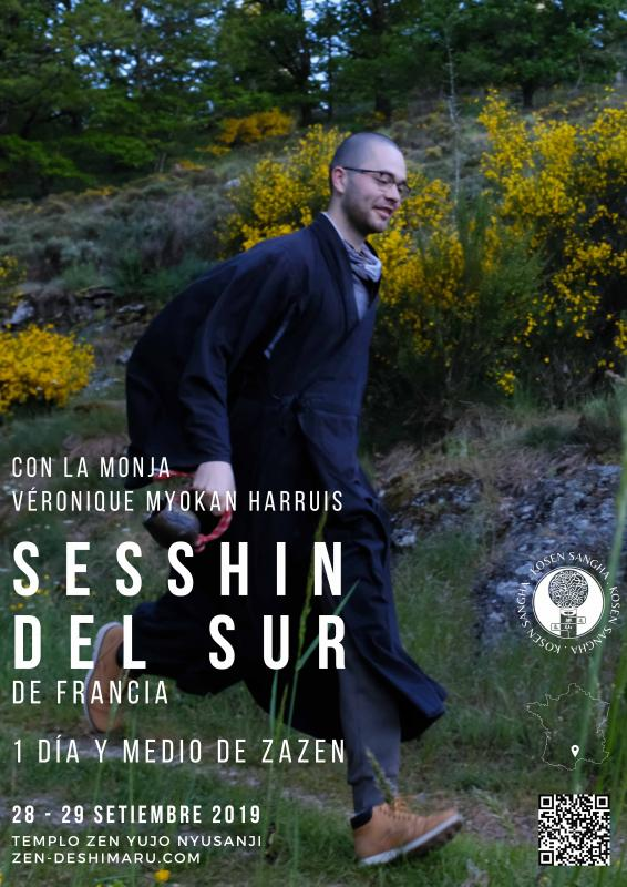 Sesshin del Sur 2019: Zazen la méditation Zen, Templo del Caroux cerca de Montpellier
