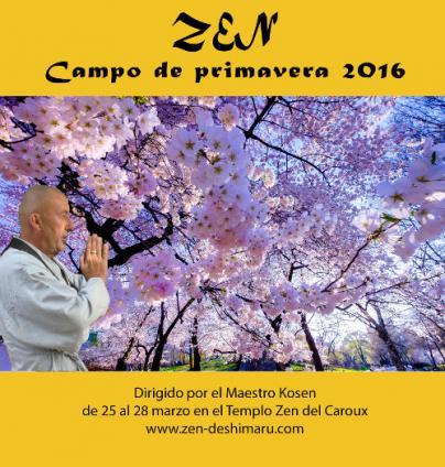 Campo de primavera 2016