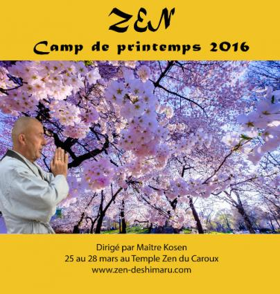 Camp de printemps 2016