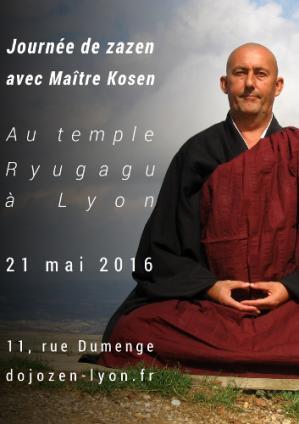journée de zazen à Lyon