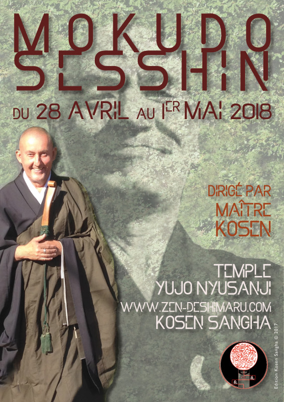 Mokudo Sesshin 2018