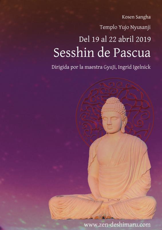 Sesshin de Pascua 2019: Zazen la méditation Zen, Templo del Caroux cerca de Montpellier