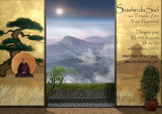 The Southern Sesshin Kosen Sangha